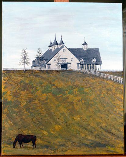 Lexington Kentucky Horse Farm