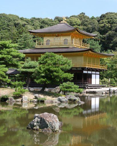 Kinkaku-ji painting source image
