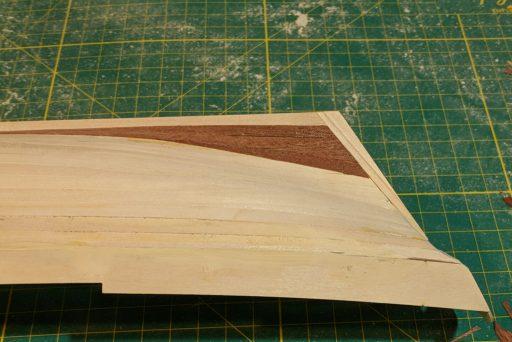 Stealer planks at deadwood