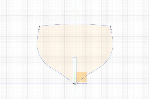 Bulkhead shape