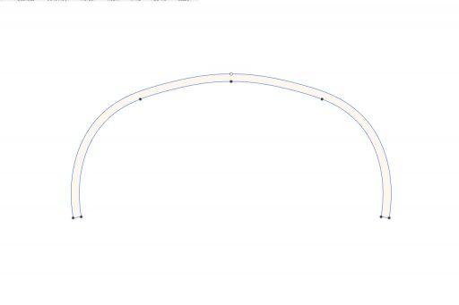 Transom curve